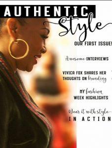 Authentic Style Magazine