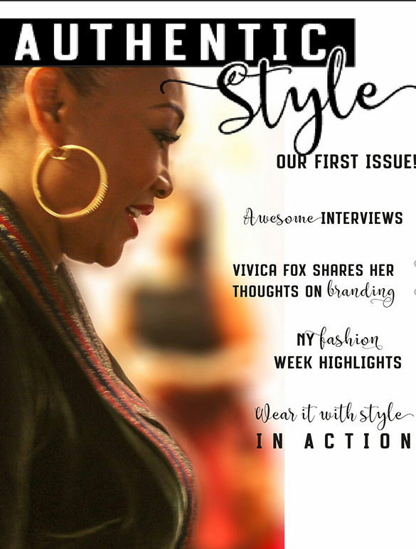 Authentic Style Magazine