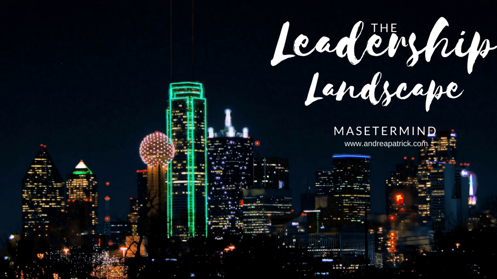 LEADERSHIP LANDSCAPE MASTERMIND EVENT GRAPHIC - 2
