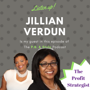 P. B. & Style with Jillian Verdun