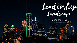 LEADERSHIP LANDSCAPE MASTERMIND EVENT GRAPHIC 250- 2