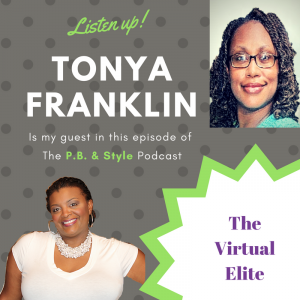 "Set Your Business ""Up Write"" with Tonya Franklin"
