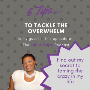 5 Personal Branding Tips to Tackle Overwhelm