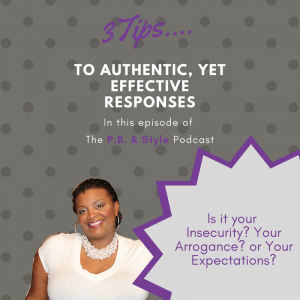 3 Tips to Authentic Yet Effective Responses