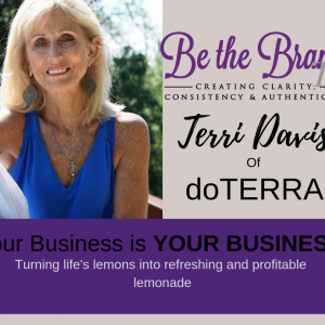 Your Business is YOUR BUSINESS with Terri Davis