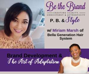 Brand Development with BellaGeneration Hair System