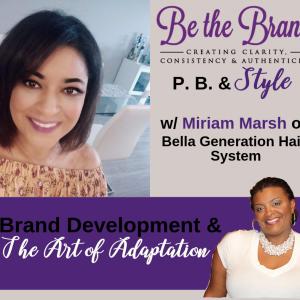 Brand Development with BellaGeneration Hair System