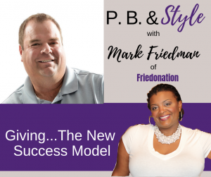 Giving… The New Success Model w/ FriedoNation