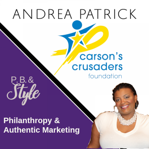 Philanthropy & Authentic Marketing