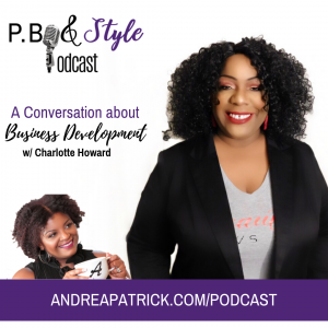 A Conversation About Business Development w/ Charlotte Howard