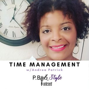 Time Management Using Personal Branding Tips