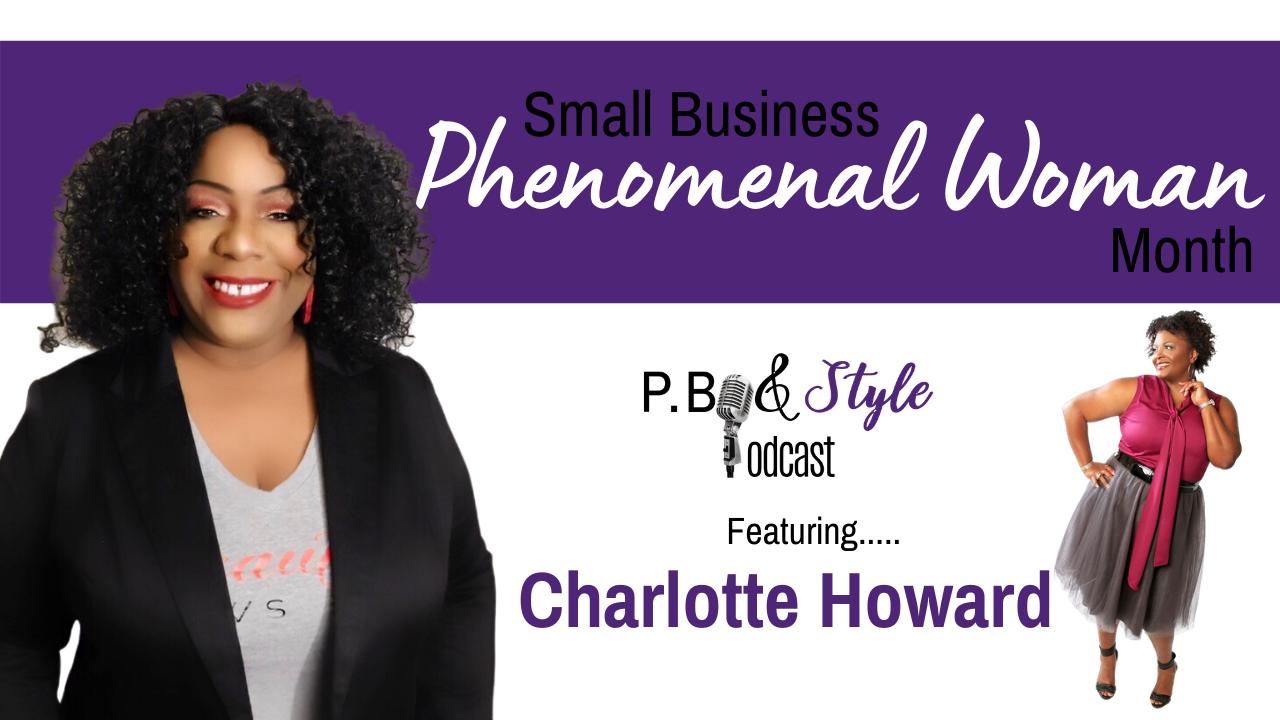 Charlotte Howard talks business development for Women Small Biz month