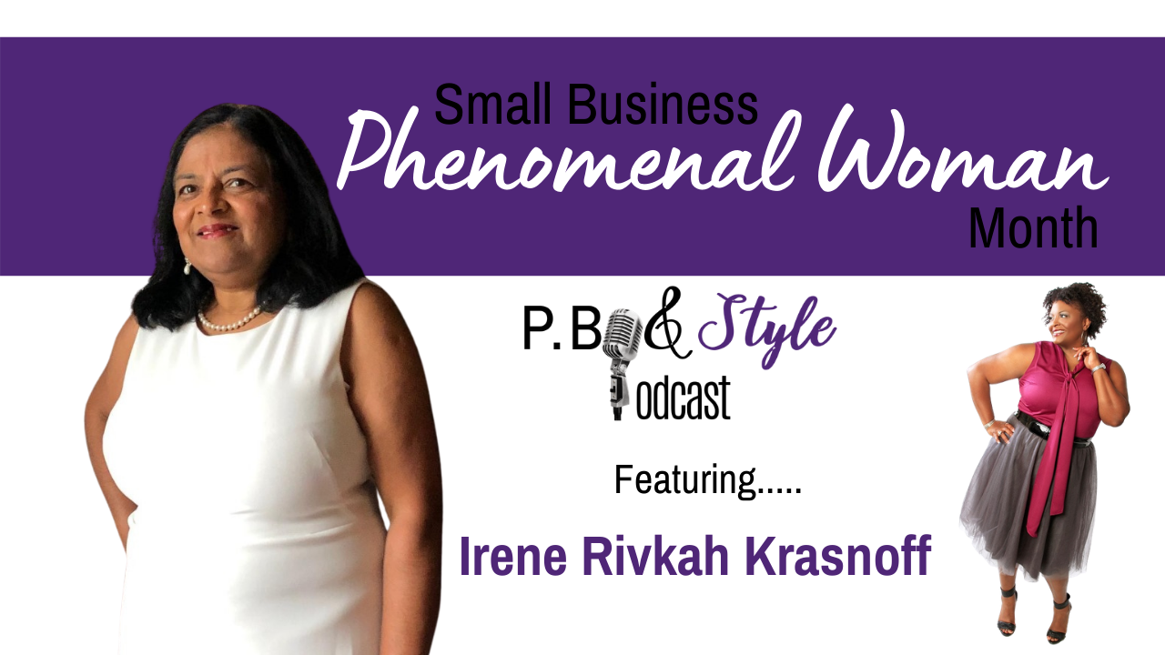 content creation with Irene Rivkah Krasnoff