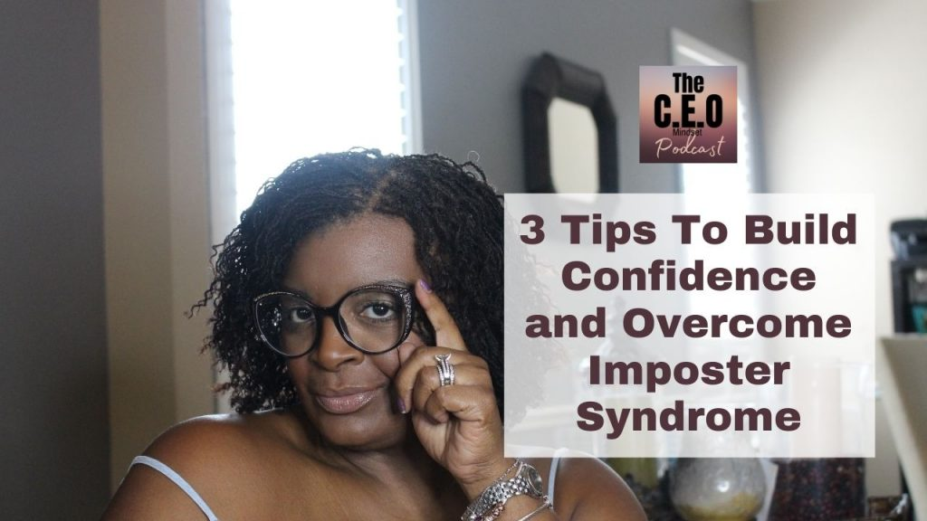 Tips to build confidence