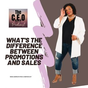 What's the Difference Between Promotions and Sales