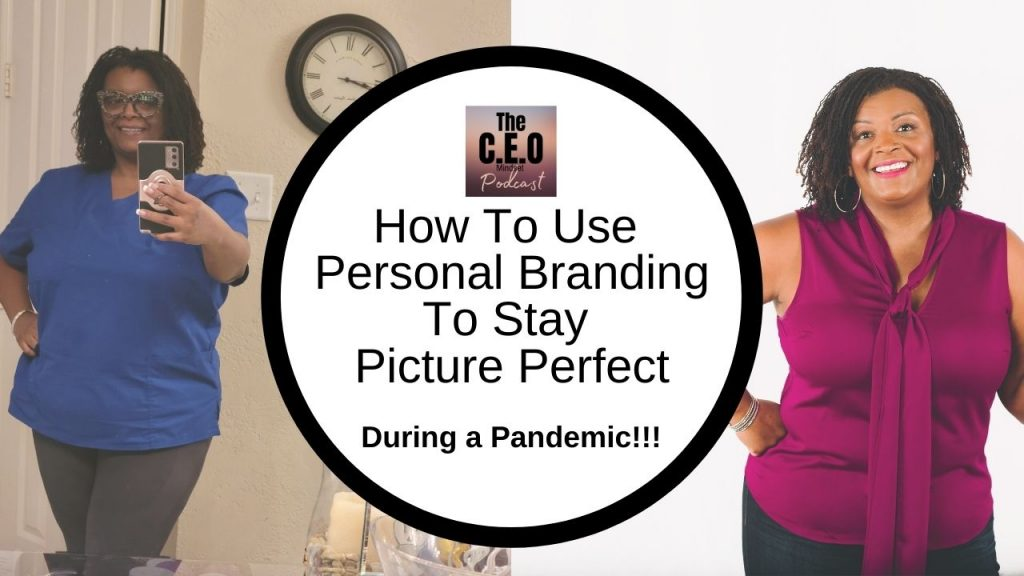 How to use personal branding to stay picture perfect