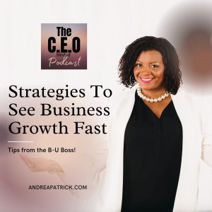 Strategies To See Business Growth Fast