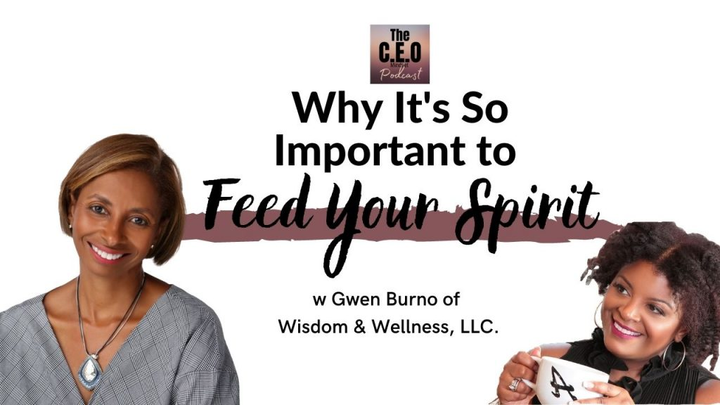 Why Feed Your Spirit