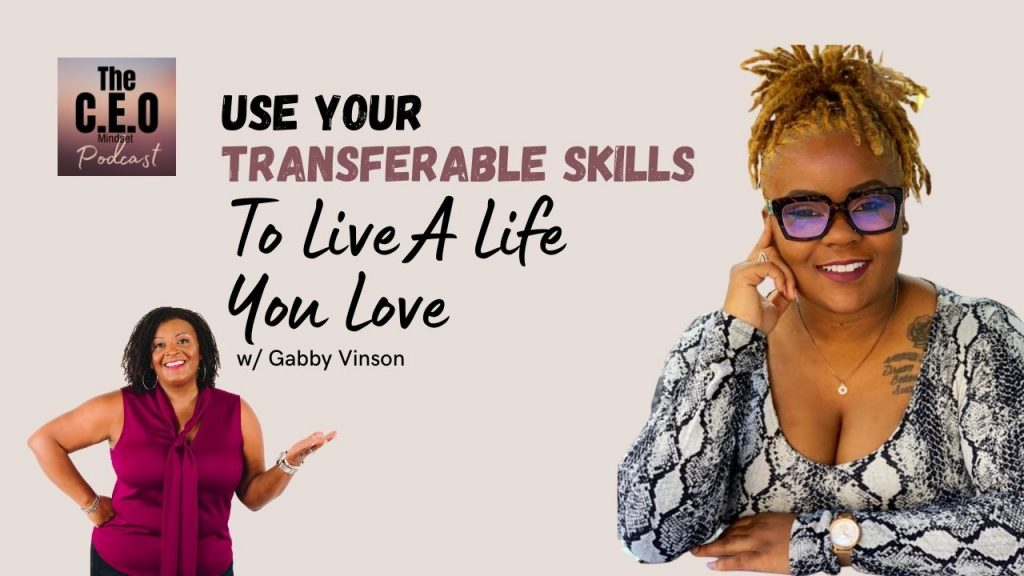 transferable skills with gabby